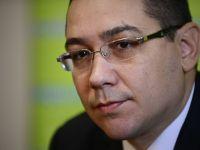 Victor Ponta: Gradul de absorbtie a fondurilor europene de coeziune a ajuns la 20%