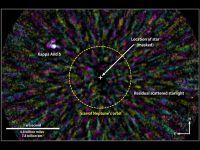 Super-Jupiter , o planeta uriasa descoperita de NASA la 170 de ani lumina distanta de Terra