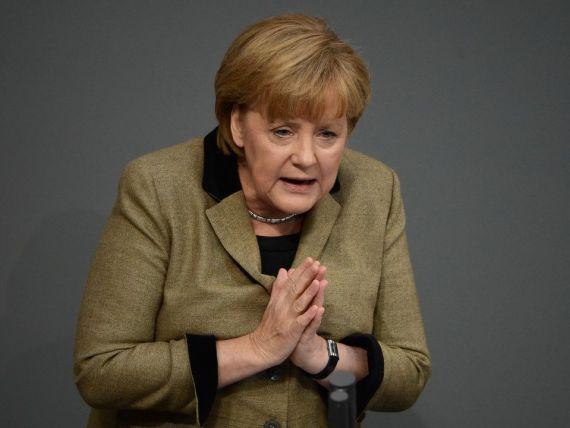 Angela Merkel: Un nou summit UE pe tema bugetului ar putea fi organizat la inceputul lui 2013