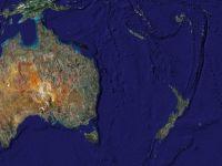"""O insula """"fantoma"""", in mijlocul Pacificului de Sud"""