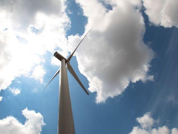 Parcul eolian continental Fantanele-Cogealac, cel mai mare din Europa, a fost finalizat