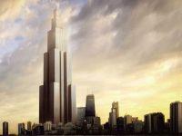 Chinezii vor sa construiasca un zgarie-nori de 838 de metri in 90 de zile