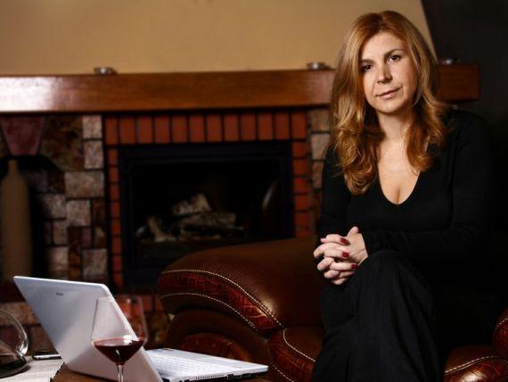 Meet the WOMAN! La un pahar de vorba cu Aurelia Visinescu, proprietara Domeniilor Sahateni