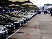 """Preturile de la targurile auto din Transilvania au scazut in ultimul an pana la 40%. """" Vand masina pentru un porc"""""""