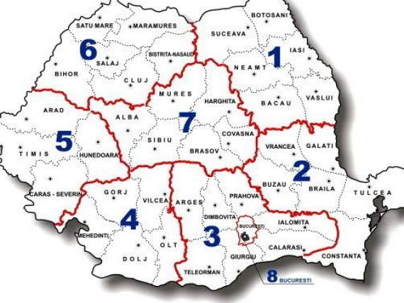 Ministrul Administratiei Vorbeste Despre Regionalizare Cum Vor