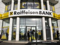 Profitul Raiffeisen Bank Romania a crescut cu 20,4% in primele noua luni, la 72 milioane euro