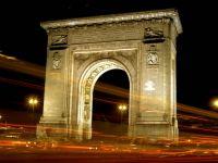 Arcul de Triumf din Capitala va putea fi vizitat gratuit sambata si duminica