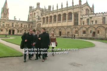 Povestea celor 82 de studenti romani care invata sa conduca lumea la Oxford. Pe ei se bat companii uriase