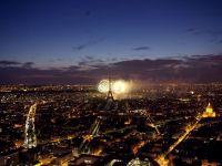 "Parisul, ""Orasul Luminilor"", ramane in intuneric. Criza stinge lumina"