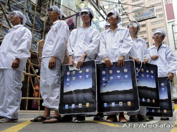 Apple creste productia de gadgeturi in SUA. Americanii nu mai vor sa cumpere bdquo;chinezarii