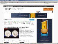 Washington Post planuieste sa introduca o taxa pe continutul sau online