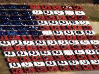 SUA se plang degeaba. Un singur producator auto a avut vanzari record de 10 ori mai mari decat totalul totalurilor pe Romania
