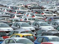 Romania inregistreaza a doua scadere din UE a inmatricularilor de autoturisme noi, dupa Grecia