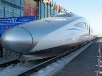 China inaugureaza astazi cea mai lunga linie feroviara rapida din lume, care concureaza avioanele Airbus