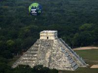 """""""Turismul de Apocalipsa"""" creste bugetul Mexicului. 50 milioane de turisti au vizitat ruinele mayasilor in 2012"""