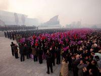 Coreea de Nord marcheaza un an de la moartea lui Kim Jong-il