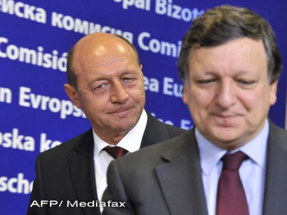 Presedintele CE arbitreaza alegerile din Romania:  Barroso abia asteapta sa coopereze cu premierul Ponta si presedintele Basescu
