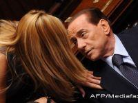 Silvio Berlusconi s-a logodit cu o prezentatoare in varsta de 27 de ani