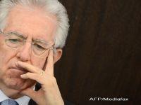 Aproape doua treimi dintre italieni se opun unei candidaturi a lui Mario Monti pentru postul de premier