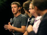 CEO-ul Facebook doneaza 500 milioane de dolari unei fundatii din Silicon Valley