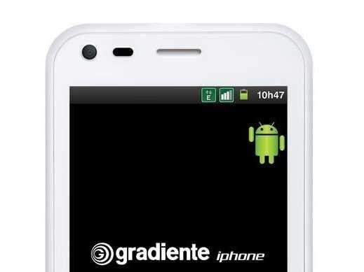 A aparut iPhone-ul care foloseste sistemul de operare Android FOTO