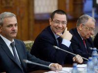 Prioritatile Guvernului Ponta: Salariu minim de 1.200 lei pana in 2016 si reducerea CAS