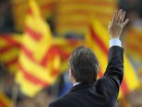 """Inca un pas catre independenta. Catalonia vrea sa infiinteze """"structuri de stat"""", inainte de referendumul pentru autodeterminare"""