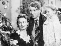 """""""It's a Wonderful Life"""" a fost desemnat cel mai bun film de Craciun"""
