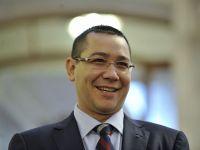 """Ponta: """"Romania trebuie promovata in strainatate prin valori, degeaba cumparam frunze si publicitate"""""""