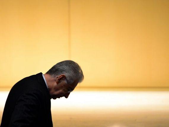 Italia ramane fara premier in plina criza economica. Tehnocratul Mario Monti a demisionat, Berlusconi se pregateste pentru al saselea mandat