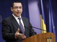 Premierul preia in coordonare 10 institutii, printre care Autoritatea pentru Achizitii Publice si cea pentru Restituirea Proprietatilor