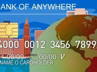 Secretele cartilor de credit. Cum se protejeaza bancherii de falsificatori. GALERIE FOTO