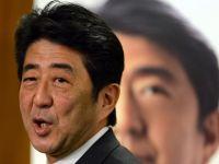 Shinzo Abe, investit in functia de premier al Japoniei