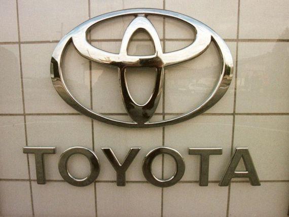 Toyota va plati 1,1 miliarde dolari, dupa rechemarile din 2009-2010