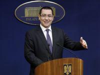 Ponta: Romgaz va participa alaturi de OMV si Exxon la exploatari in Marea Neagra