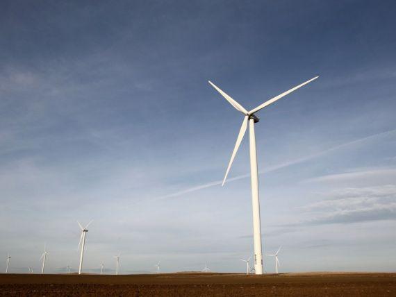 Enel a conectat la retea trei centrale eoliene, in Dobrogea. Investitie de 340 milioane euro