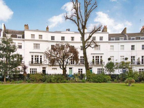 Strainii care vor sa scape de criza imbogatesc Londra. Strada cu cele mai scumpe proprietati din Marea Britanie. Media, 13 mil. dolari