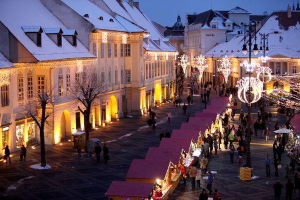 Sibiu ocupa locul 8 in top 10 cele mai idilice locuri europene, realizat de revista Forbes din Statele Unite.