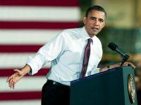 Barack Obama a promulgat legea cu privire la un compromis bugetar. Bursele, in crestere puternica