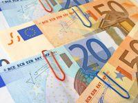 Leul s-a depreciat cu un ban. BNR a anuntat un curs de referinta de 4,4531 lei/euro