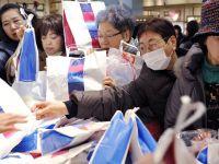 """In Japonia se vand """"genti norocoase"""". Retailerii au starnit isterie in magazine"""