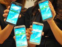 Samsung obtine profit record: 8,3 mld. dolari in trimestrul IV. Isi consolieaza astfel pozitia de lider pe piata telefoanelor mobile
