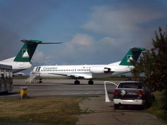 Scandal in Italia, dupa ce operatorul romanesc Carpatair a preluat zboruri interne de la Alitalia