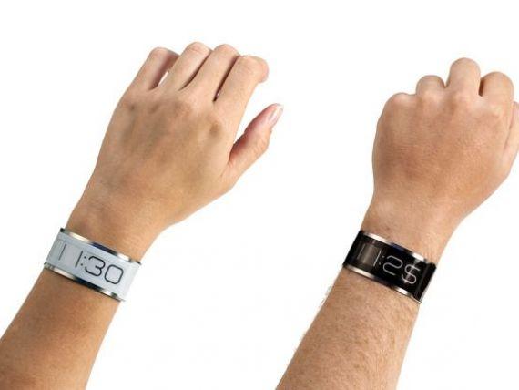 Cel mai subtire ceas de mana din lume, lansat la CES