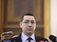 Ponta a prezentat proiectul de buget pentru 2013. Obiectivele Guvernului: PIB de 140 mld. euro si curs valutar de 4,5 lei/euro