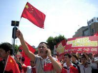"""China a trimis avioane de vanatoare pentru a le """"contracara"""" pe cele japoneze"""