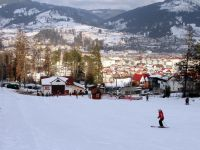 Mii de turisti se afla in acest week-end in statiunile de pe Valea Prahovei
