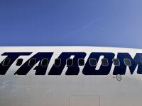 Avion Tarom, lovit de fulger la Istanbul