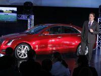 Cadillac ATS, desemnata masina anului. Batalia gigantilor auto se da la Salonul Auto de la Detroit