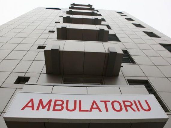 Ponta: Spitalele private vor primi in continuare finantare pentru asistenta ambulatorie, nu si pentru operatii